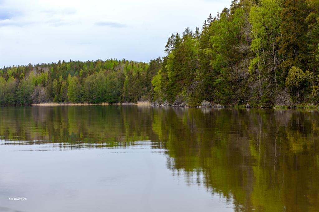 Korpudden Lohjanjärvi Raasepori Finland